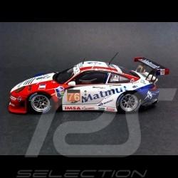 Porsche 991 GT3 RSR n°76 vainqueur Le Mans 2013 1/43 Spark S3779