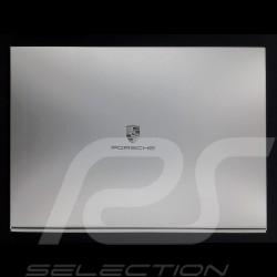 Plaque émaillée Porsche kraftvolle Eleganz 40 x 60 cm PCG00099918 Enamel plate Emailleschild