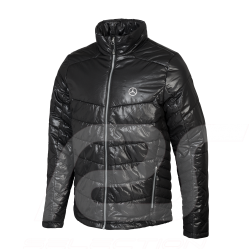 Mercedes Quilted jacket All Weather Winter Black Mercedes-Benz B66958399 - homme