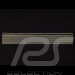 Abgeschrägter Bordstein für Premium-Garagenplatte - Farbe Anthrazitgrau RAL7016 - 4er-Satz - mit Ösen
