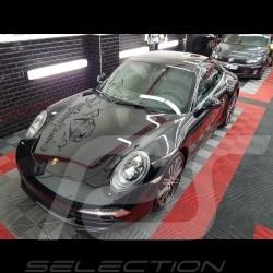 Porsche Enamel plate kraftvolle Eleganz 40 x 60 cm PCG00099918