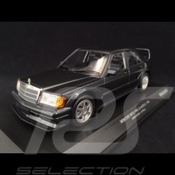 Mercedes 190E 2.5-16 EVO 2 1990 bleu noir 1/18 Minichamps 155036100