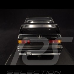 Mercedes 190E 2.5-16 EVO 2 1990 blue black 1/18 Minichamps 155036100