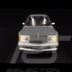 Mercedes 190E 2.5-16 EVO 2 1990 argent 1/18 Minichamps 155036101