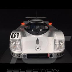 Sauber Mercedes C9 n° 61 2nd Le Mans 1989 1/18 Minichamps 155893561