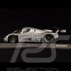 Sauber Mercedes C9 n° 62 5th Le Mans 1989 1/18 Minichamps 155893562