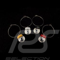 Disques de freins Décoration pour verres Set de 4 Autoart 40193 Bremsscheiben Dekoration für Gläser