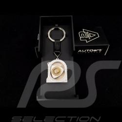 Rotary engine Keychain Silver / Gold Autoart 40573