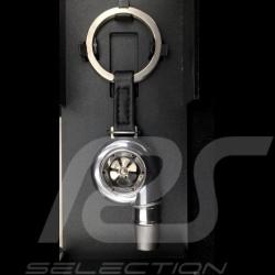 Rotationsmotor Schlüsselanhhänger Silber / Gold Autoart 40573