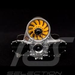 Turbo Compressor Aluminium Schlüsselanhhänger / WhistleAutoart 40573