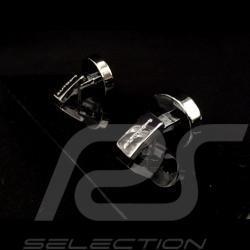 Boutons de manchette Levier de vitesses Chrome Autoart 40193 Gearshift cufflinks Manschettenknöpfe