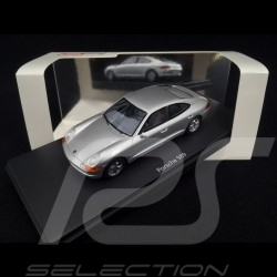 Porsche 989 Prototype 1988 silver 1/43 Autocult ATC90142