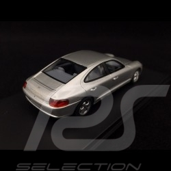Porsche 989 Prototype 1988 silber 1/43 Autocult ATC90142