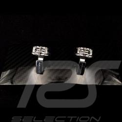 Boutons de manchette Disques de freins Chrome Autoart 45701