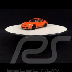 Rotary Display Turntable Stand 20 cm for 1/43 and 1/24 models Silver Premium quality  Autoart 98018