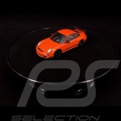 Drehteller Durchmesser 20 cm für Modelle 1/43 und 1/24  Schwarz Premium Qualität  Autoart 98017