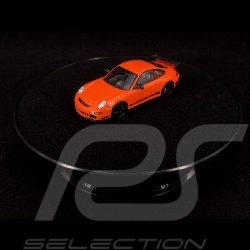 Rotary Display Turntable Stand 20 cm for 1/43 and 1/24 models Black  Premium quality  Autoart 98017