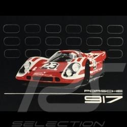 T-shirt Porsche 917 n° 23 Salzburg Porsche WAP700M0SR - men