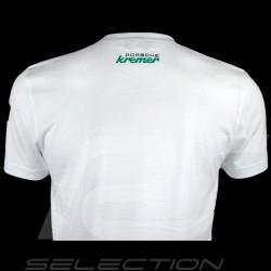 Porsche T-shirt Kremer Racing Porsche 911 Carrera n° 9 White - men