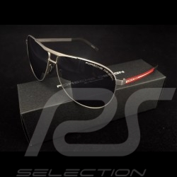 Porsche sunglasses 917 Salzburg n°23 Metal frame / mirror lenses Porsche Design P'8642 WAP0786420M917