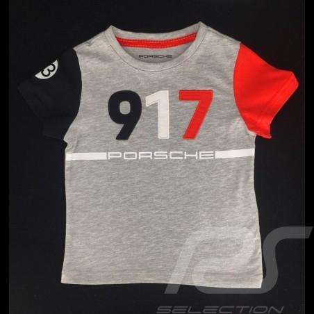 T-shirt Porsche 917 Salzburg n°23 Le Mans 1970 Porsche WAP461MSZG - enfant