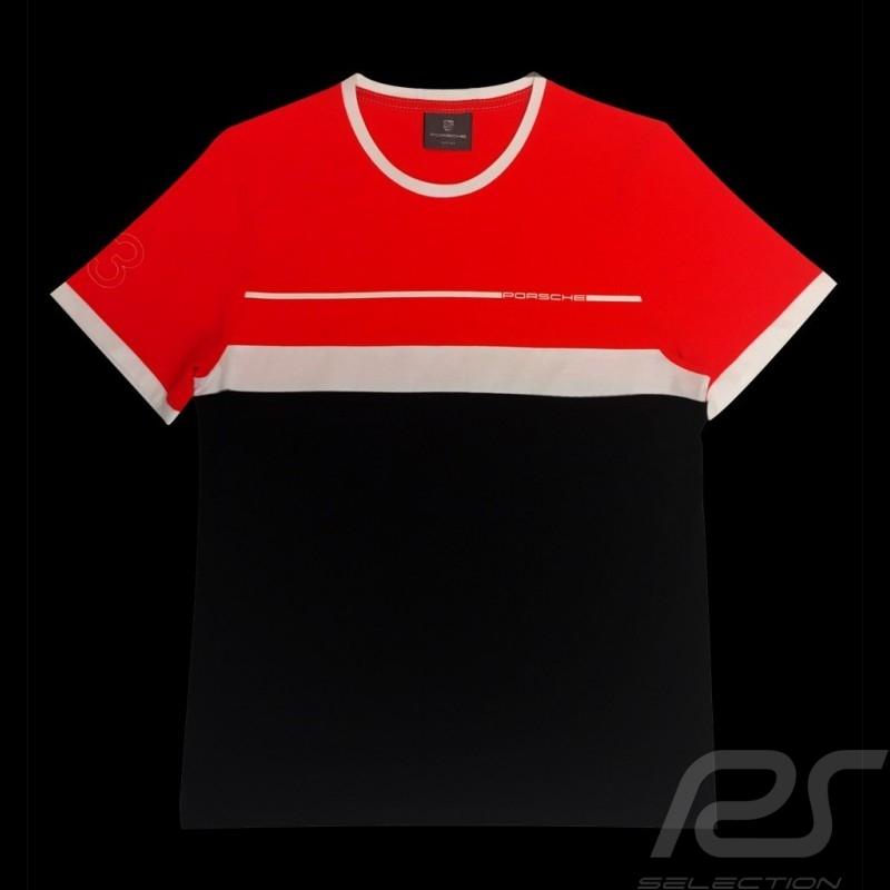 T-shirt Porsche 917 Salzburg n°23 Rouge / Noir / Blanc WAP460MSZG - homme