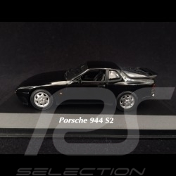 Porsche 944 S2 1989 noir 1/43 Minichamps 940062221