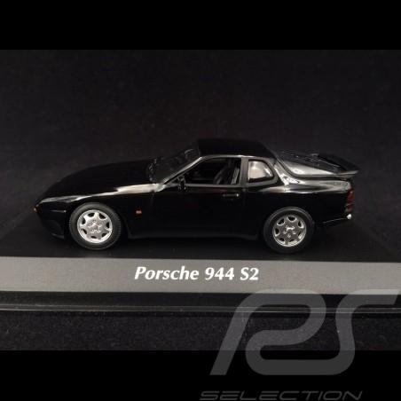 Porsche 944 S2 1989 schwarz 1/43 Minichamps 940062221