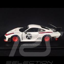 Porsche 935 Martini basis 991 GT2 RS 2018 n° 70 1/43 Spark S7630