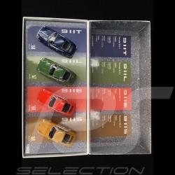 Porsche Set 911 Classic 1/43 Minichamps 433001968