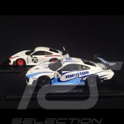 Duo Porsche 935 base 991 GT2 RS n° 70 et n° 8 1/43 Spark S7630 S7634