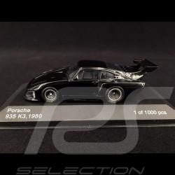 Porsche 935 K3 1980 black 1/43 Whitebox WB237