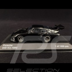 Porsche 935 K3 1980 schwarz 1/43 Whitebox WB237