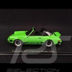 Porsche 911 Carrera Targa 1985 US Version green 1/43 Neo NEO43248