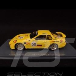 Porsche 968 Turbo RS n° 58 Le Mans 1994 1/43 Neo NEO43837