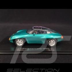 Porsche Panamerica 1989 verte 1/43 Neo NEO44586
