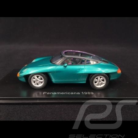 Porsche Panamerica 1989 grün 1/43 Neo NEO44586