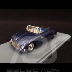Porsche Waibel Special Sport Cabriolet 1948 blau 1/43 Neo NEO46191