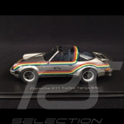 Porsche 911 Turbo Targa BB type 930 1982 silber 1/43 Neo NEO49593