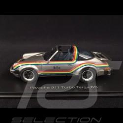 Porsche 911 Turbo Targa BB type 930 1982 silver 1/43 Neo NEO49593