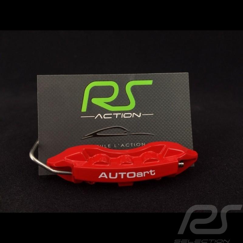 Cards holder Brake Caliper red Autoart 40259