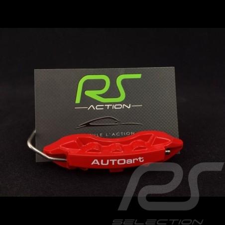 Porte-cartes Etrier de frein Rouge Autoart 40259