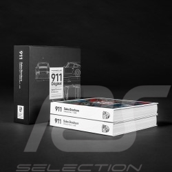 Book Porsche 911 Sales Brochure Collection - Mark Wegh