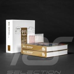 Livre Porsche 911 Sales Brochure Collection Edition limitée en coffret - Mark Wegh