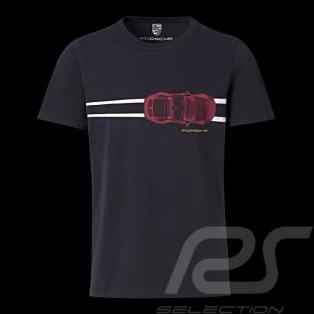 T-shirt Porsche Heritage Collection 992 Targa 4S Boîte collector Edition n° 19 Porsche WAP325LHRT- mixte