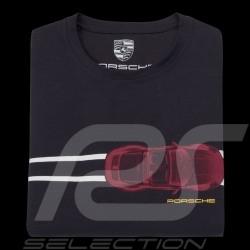 T-shirt Porsche 911 Heritage Collection 992 Targa 4S Collector box Edition n° 19 Porsche WAP325LHRT - Unisex