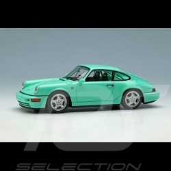 Porsche 911 Carrera RS NGT type 964 1992 vert menthe 1/43 Make Up Vision VM142G mint green grüne Minze