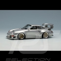 Porsche 911 GT2 EVO type 993 1996 argent 1/43 Make Up Vision VM130B