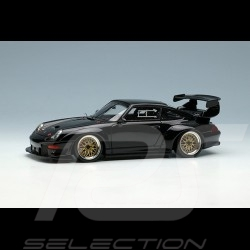 Porsche 911 GT2 EVO type 993 1996 noire 1/43 Make Up Vision VM130C