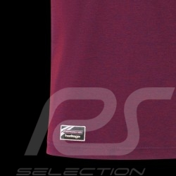 Porsche Polo shirt 911 Heritage Collection 992 Targa 4S Bordeaux red WAP320LHRT - women